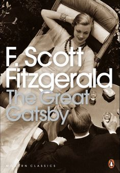 "The Great Gatsby: The Penguin ""Modern Classics"" 2000 Cover"