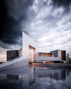 Khalifa City is a beautiful project in Abu Dhabi designed by Creato, a Mexican architecture firm led by Javier Cuevas.
