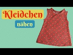 Baby Kleid/ Kleidchen nähen mit KOSENLOSEM Schnittmuster und Nähanleitung für Anfänger - YouTube