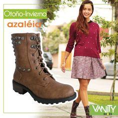 Abrígalos en estos días en donde la temperatura empieza a bajar de manera asombros con Azaleia Perú y Vanity Shoes