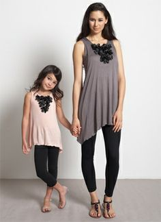 Florica Trapeze Tunic-Child