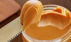 Manteiga de Amendoim caseira para comer pães, bolos e torradas!