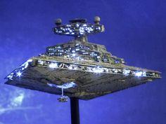 BANDAI Vehicle Model Kit Star Destroyer by どろぼうひげ