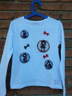 Camiseta niña Gorjuss