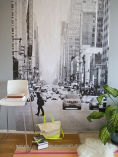 Transform Your Walls With 22 BIG Wall Art DIYs | Brit   Co