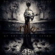 Nile: New album is out now!!! Love this band!