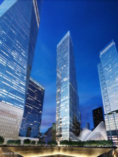 Gallery - BIG Replaces Foster, Unveils Plans for 2 World Trade Center - 8