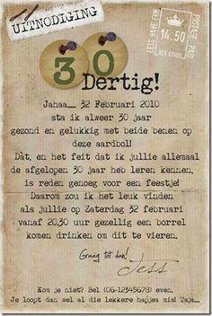 uitnodiging 30 jaar blog