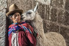 I love to shoot landscapes around the world, but when I travel I love to dedicate me to the secret aspects of each culture.  Small hidden gestures, fleeting moments to be captured in an instant like here in Cusco, Peru, where a peasant enjoy the last rays of the sun and the tenderness of his faithful friend
