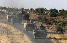 Ohne USA und Kurden: Erdogan: Armee wird IS-Hochburg Raqqa angreifen