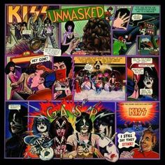 On this day, 32 years ago (May 20th, 1980) KISS release their 8th studio album (12th over all album) 'Unmasked'. When fans first heard of the title to the new upcoming album, everyone speculated KISS would be taking off their trademark makeup and showing their faces once and for all. This was not to be. On a sidenote, the band had actually considered taking off the makeup, for real, back in 1979, but were convinced by outsiders close to the band that it would be Rock 'n' Roll suicide.