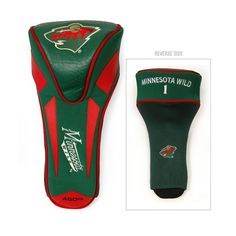 New! Minnesota Wild Single Apex Jumbo Headcover #MinnesotaWild
