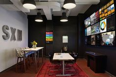 Sprinklr HQ Command Center designed by @mmonroedesign http://www.sprinklr.com/command-center/