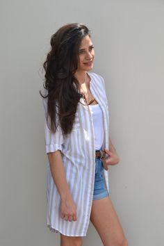 Raimonti shirtdress from Summer 2016 collection for women! #shirtdress #fashion #summer