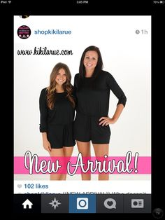 Look at the adorable Alert The Press Romper.  It's available over at kikilarue.com - get yours now! @shopkikilarue