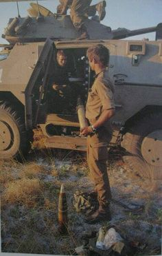 Loading Eland 90 Once Were Warriors, Brothers In Arms, Defence Force, Military Weapons, African History, Armored Vehicles, War Machine, Vietnam War, Military History