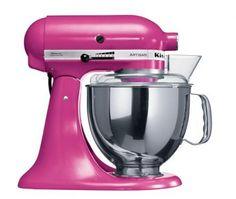 Kitchen Aid rosa