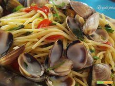 Spaghetti vongole e cozze  #ricette #food #recipes