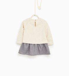 ZARA - KIDS - Contrast dress