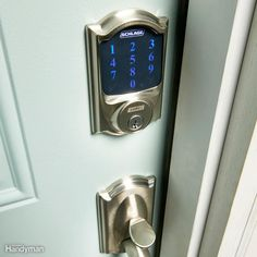 "All About Smart Door Locks: Keyless Entry, Bluetooth, and More You and your family may never have to worry about getting locked out of the house again. ""Smart"" door locks—especially dead bolts—have gotten so clever that you don't even have to remember to carry a key with you anymore (although we recommend it)."