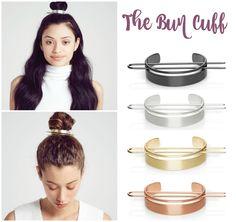 The Bun Cuff by Jen