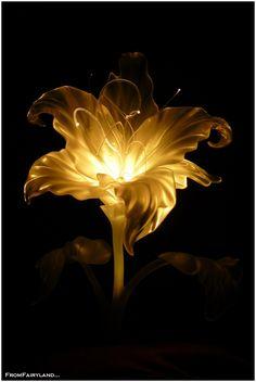 The Golden Flower by fromfairyland.deviantart.com