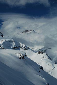 Chile, Valle Nevado