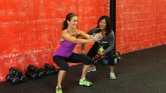 It's Time to Try Some Calorie-Crushing Kettlebell Moves: Drop the dumbbells and get swinging with a kettlebell!