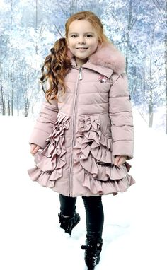High Quality Childrens Down Jacket Warm Plush Collar Down Jacket Childrens Wear Shirts & Hemden 2-6 Year Old Boy And Girl Warm Winter Coat