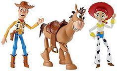 "Disney/Pixar Toy Story 4"" Basic Figures #2 (3 Pack)"