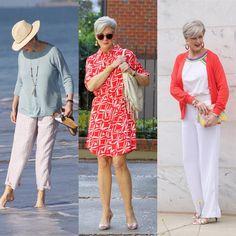 Deze vrouwen laten zien dat kleurrijk ouder worden geweldig is - Paradijsvogels Magazine