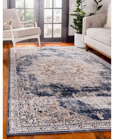 Bridgeport Home - 8x10 Area Rugs, Blue Area Rugs, Shed Colours, Square Rugs, Buy Rugs, Shed Plans, Rugs Online, Animals For Kids, Furniture Decor