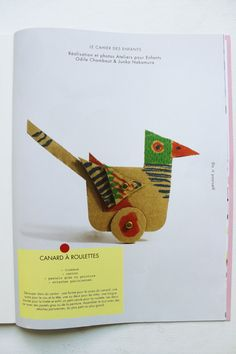 Doolittle No. 12 - 3 craft activities for kids  by atelier pour enfants
