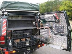 An improved and hardened Land Rover Discovery. Land Rover Discovery 1, Discovery 2, Defender Camper, Land Rover Defender, Landrover Camper, Land Rovers, Offroad, Bug Out Vehicle, Off Road Camper