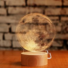 3D Night Light LED Desk Table Lamp Christmas Gift Bedroom Living Room Home Decor Moon Lightis Diversiform-NewChic