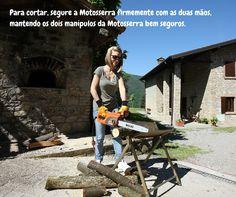 CUIDADOS A TER COM MOTOSSERRAS Cuidado nº 4 #motosserra #oleomac #oleomacportugal #lusomotos #cuidados #dicas #corte