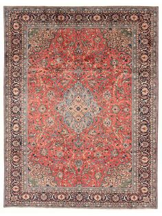 Tapis persans - Sarough  Dimensions:320x245cm