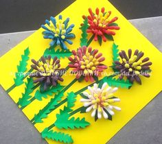 Craft Stick Crafts Diy Crafts For Kids Craft Activities For Kids Preschool Crafts Easter Crafts Paper Roll Crafts Flower Craft Preschool Art N Craft Projects For Kids Flower Crafts Kids, Easter Crafts, Spring Art Projects, Projects For Kids, Craft Projects, Art N Craft, Craft Stick Crafts, Diy Crafts, Craft Activities For Kids