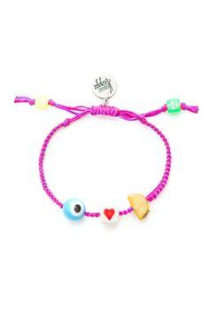 Venessa Arizaga  I Love Taco Bracelet