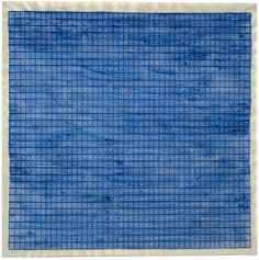 On the Grid: Two New Books About Agnes Martin Agnes Martin, Easy Paintings, Tag Art, Modern Contemporary, New Books, Grid, Instagram Posts, Miscellaneous Things, Artists
