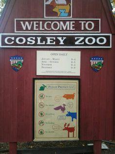 Cosley Zoo in Wheaton, IL