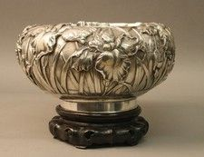japanese silver art - Google Search