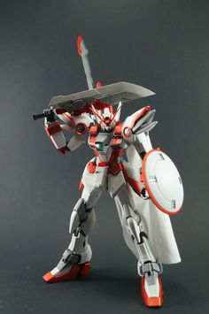 "GUNDAM GUY: GUNDAM GUY: READERS FEATURE GUNPLA BUILD - MG 1/100 XXXG-01W Galahad Gundam by Alleo ""Boss Phrog"" Morales"