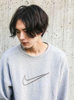 ★大人ナチュラルマッシュ★(髪型メンズ)