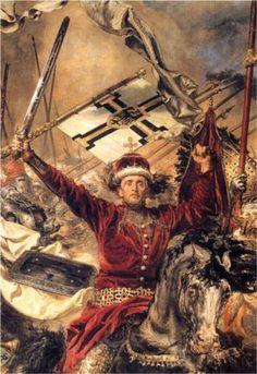 Battle ofGrunwald (detail) by Jan Matejko