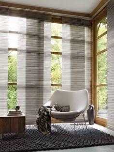 Panel Japonés Luxaflex : Textiel van Luxaflex Concept Store