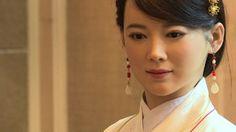A 'mulher biônica' já foi nome de série de televisão, mas agora serve também para batizar uma robô humanoide criada na China. Os projetistas garantem que em 10 anos máquinas do tipo vão se tornar comuns.