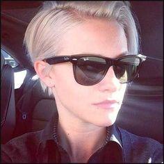 Neueste Kurze Frisuren für Einen tollen Look // #einen #Frisuren ... | Einfache Frisuren