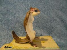 Flying Squirrel (Safari Ltd - Incredible Creatures). - Animal Toy Forum