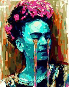Картинки по запросу frida kahlo peinture